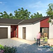Maison 6 pièces + Terrain Corcelles en Beaujolais