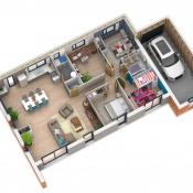 Terrain 520 m² Chemellier (49320)