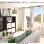 Besançon, Apartamento 4 assoalhadas, 62 m2