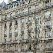 location Appartement 4 pièces Paris 17ème