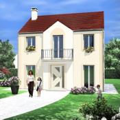 Maison avec terrain Mériel 100 m²