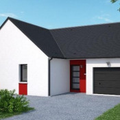 Maison 3 pièces + Terrain Saint-Augustin-des-Bois
