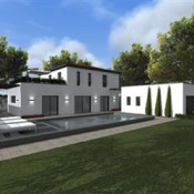 Maison 5 pièces + Terrain Reyrieux