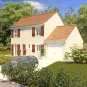 Maison 5 pièces + Terrain Bazoches-Lès-Bray