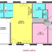 Maison 4 pièces + Terrain Saint-Pouange