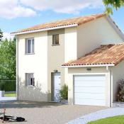 Maison 5 pièces + Terrain Saint Nizier le Bouchoux
