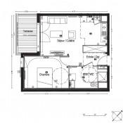 Gradignan, Appartement 2 pièces, 45 m2