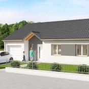 Maison 5 pièces + Terrain Sainte-Marie-Aux-Chênes