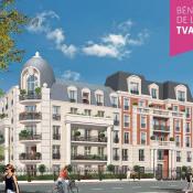 vente Appartement 3 pièces Le Blanc Mesnil
