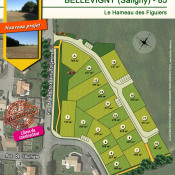 Terrain 360 m² Saligny (85170)