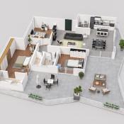 vente Appartement 4 pièces Remire Montjoly