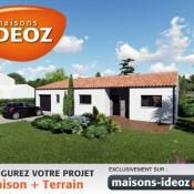 Maison 5 pièces + Terrain Le Girouard