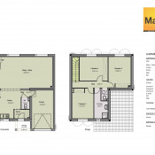 Maison 4 pièces + Terrain Marseillan