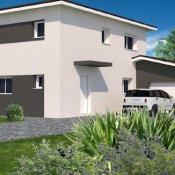 Maison 5 pièces + Terrain Montrevel-en-Bresse