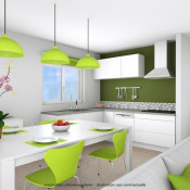 Albertville, Apartment 4 rooms, 85.46 m2