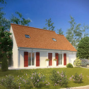 Maison 5 pièces + Terrain Vaux-le-Pénil