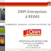 location Local commercial Reims