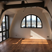 Asnières sur Seine, Loft 4 rooms, 92.94 m2