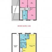Maison 4 pièces + Terrain Soindres