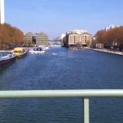Paris 19ème, Apartamento 2 assoalhadas, 44 m2