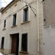 Lézignan Corbières, Maison de village 5 pièces, 92 m2