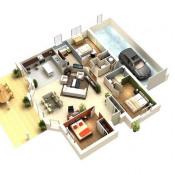Maison 5 pièces + Terrain Attignat