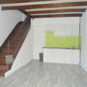 Cognac, Stadthaus 2 Zimmer, 40 m2