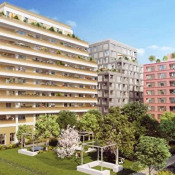 Lyon 7ème, Appartement 3 pièces, 60 m2