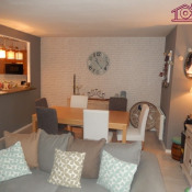 vente Appartement 3 pièces Pontault-Combault