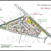 Terrain 283 m² Espeluche (26780)