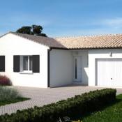 Maison 3 pièces + Terrain Marçay