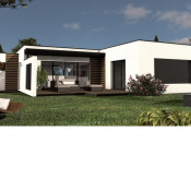 Maison 6 pièces + Terrain Salleboeuf
