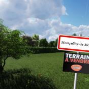 Terrain 585 m² Montpellier-de-Médillan (17260)