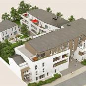 Appartement T2 bouguenais - 48.8 m² - Bouguenais