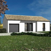 Maison 3 pièces + Terrain Chapelle-Viviers