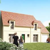 Maison 6 pièces + Terrain Cauffry