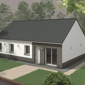 Maison 5 pièces + Terrain Guichainville
