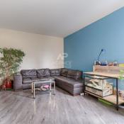 Courbevoie, 3 pièces, 65 m2