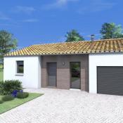 Maison 3 pièces + Terrain Montrevault