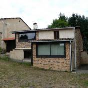 Sauxillanges, Maison de village 3 pièces, 90 m2