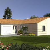 Maison 5 pièces + Terrain Soullans
