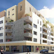 Appartement 2 pièces - Saint Nazaire