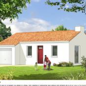 Maison 3 pièces + Terrain Montbert