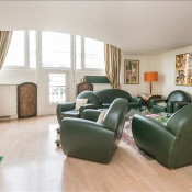 vente Appartement 5 pièces Paris 17ème