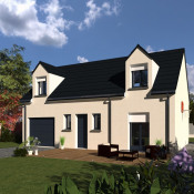 Maison 4 pièces + Terrain Saint-Pryvé-Saint-Mesmin