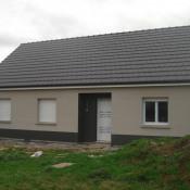 Maison 4 pièces + Terrain Gamaches