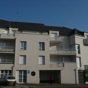 Angers, Appartement 2 pièces, 27,51 m2