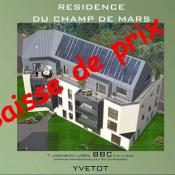 vente Appartement 5 pièces Yvetot