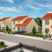 Terrain 500 m² Cheminot (57420)