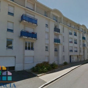 Angers, Appartement 2 pièces, 37,13 m2
